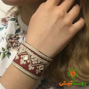 دستبند سوزندوزی هانی