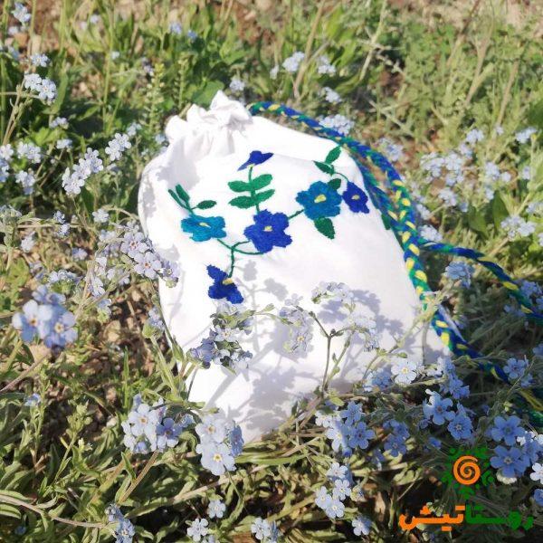 کیسه پارچه ای گلدوزی سارمران 1