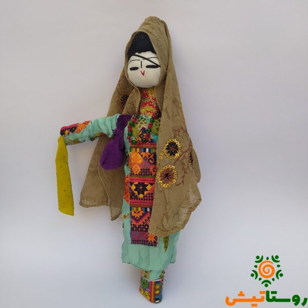 عروسک تاجمیر بزرگ 4