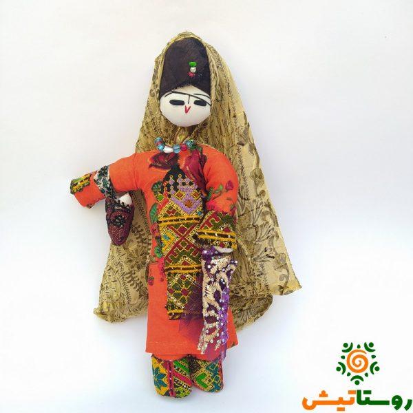 عروسک دست ساز تاجمیر بزرگ 11