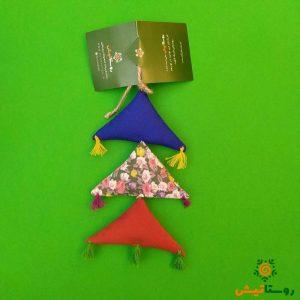 آویز خیر و برکت مثلثی معطر 1