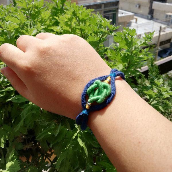 دستبند گره سرشتی 12