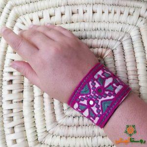 دستبند سوزندوزی تاهیر