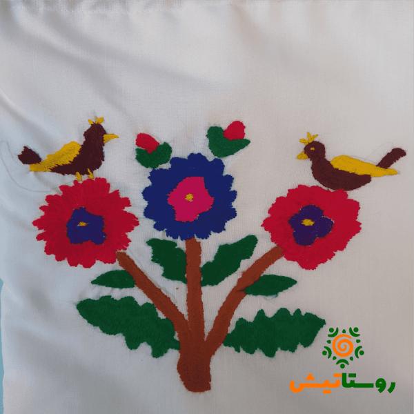 کیسه پارچه ای گلدوزی