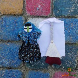 عروسک جفت زن و مرد ماهشهر 4