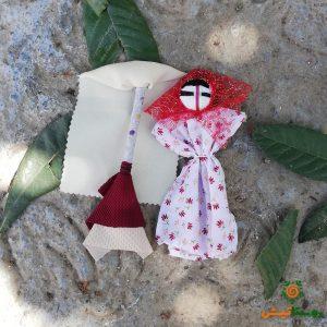 عروسک جفت زن و مرد ماهشهر 5