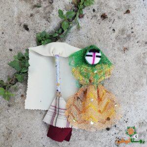 عروسک جفت زن ومرد ماهشهر 7