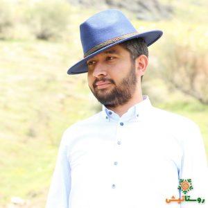 کلاه شاپو سوزندوزی مردانه 1