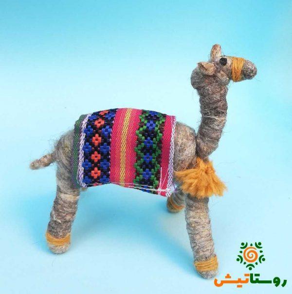 عروسک شتر پردون