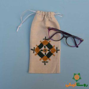 کیف جا عینکی دستبافت 11