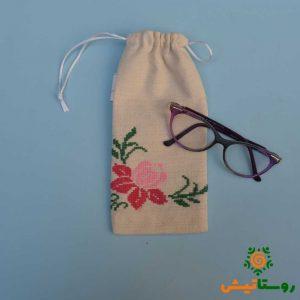 کیف جا عینکی دستبافت 7