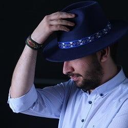 کلاه سوزندوزی
