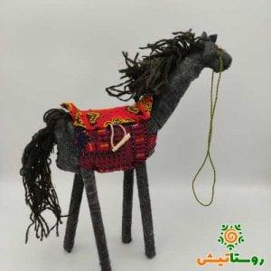 عروسک اسب آتلان روستای تاجمیر