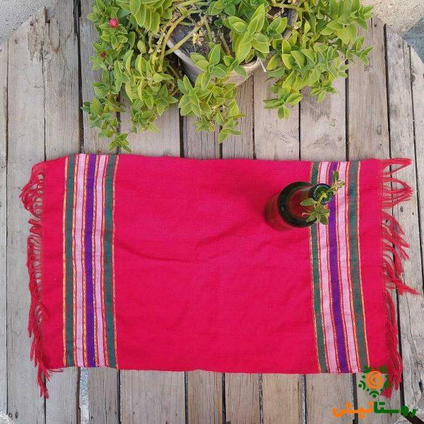 دستمال دستبافت سیاه رودبار