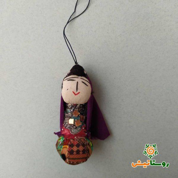 عروسک دوتوک معطر گل بی بی