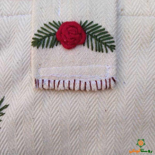 کیف تبلت دستبافت گلدوزی