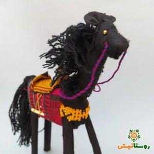 عروسک اسب دست ساز تاجمیر
