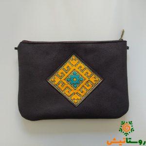 کیف دستی سوزندوزی پرکار 13