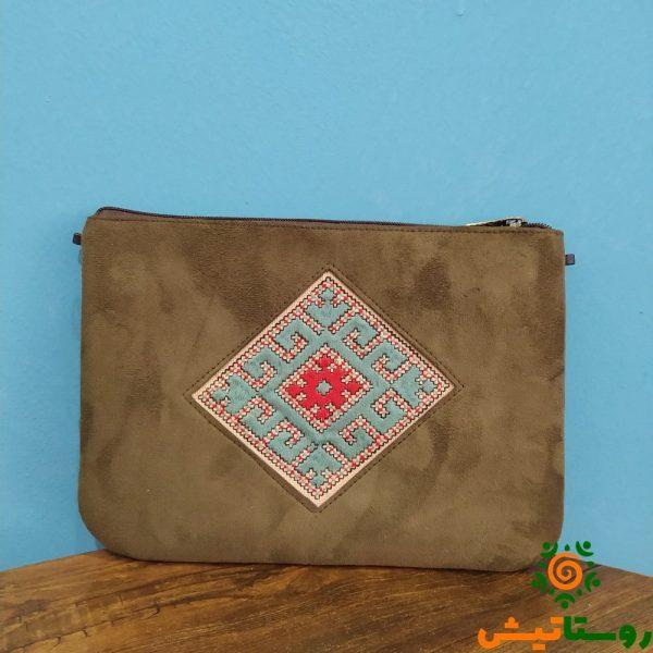 کیف دستی سوزندوزی پرکار 14