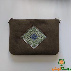 کیف دستی سوزندوزی پرکار 23