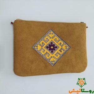 کیف دستی سوزندوزی پرکار 24