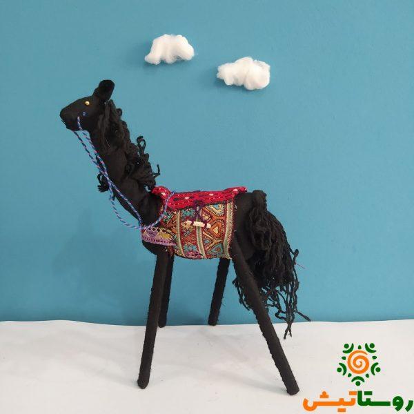 عروسک اسب دست ساز تاجمیر آتلان 7