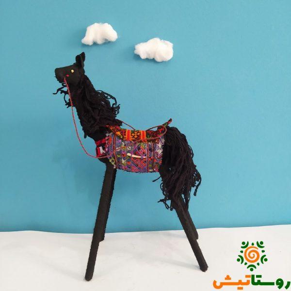 عروسک اسب دست ساز تاجمیر آتلان 8