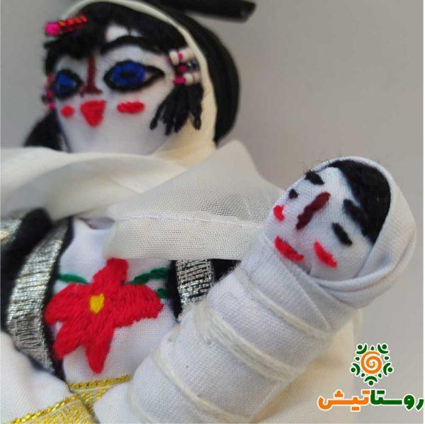 عروسک مادر خجی بی بی سارمرانی