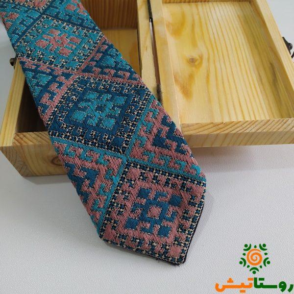 کراوات سوزندوزی یا بلوچی دوزی (8)