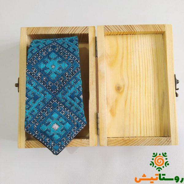 کراوات سوزندوزی یا بلوچی دوزی (10)