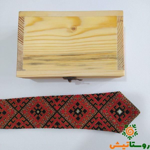 کراوات سوزندوزی یا بلوچی دوزی (6)