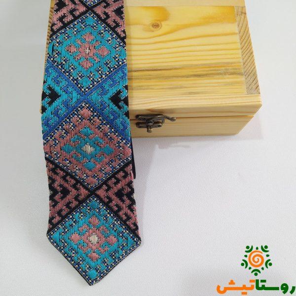 کراوات سوزندوزی یا بلوچی دوزی (1)