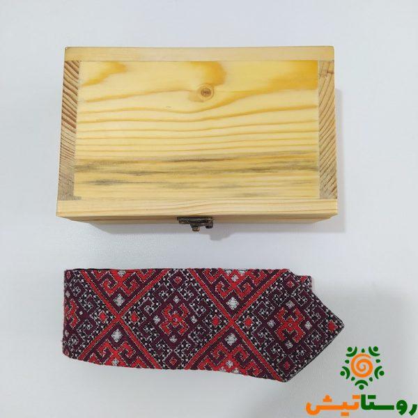 کراوات سوزندوزی یا بلوچی دوزی (2)