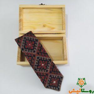 کراوات سوزندوزی یا بلوچی دوزی (5)