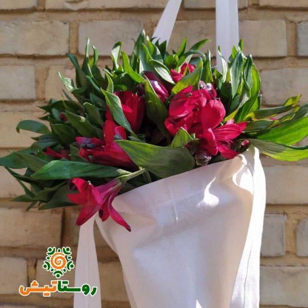 کیسه گل هدیه