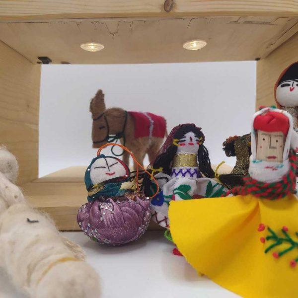جعبه عروسک نمایشی روستاتیش