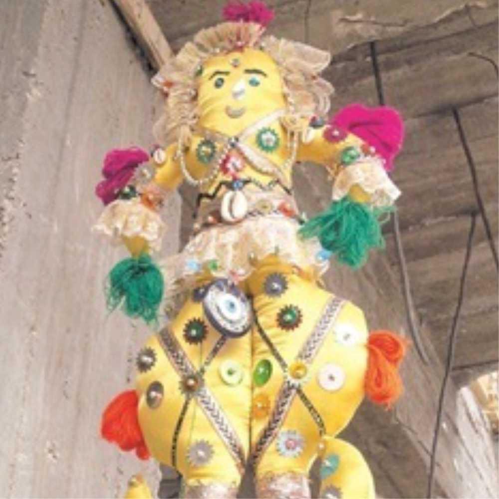 عروسک بومی دوهتولوک