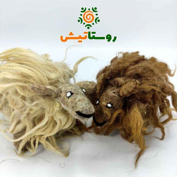 عروسک گوسفند شاوره