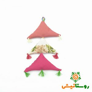 آویز خیر و برکت مثلثی معطر 11