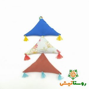 آویز خیر و برکت مثلثی معطر 14