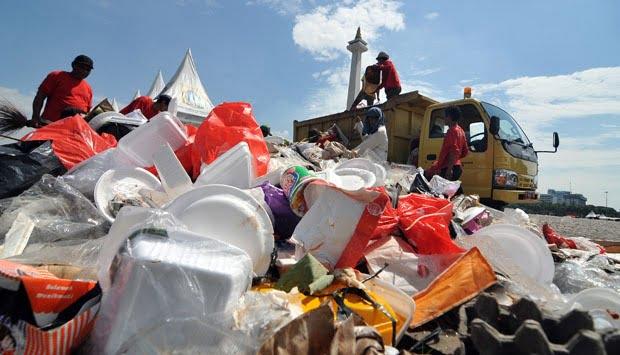 پسماند (زباله) پلاستیکی صفر در رویدادها