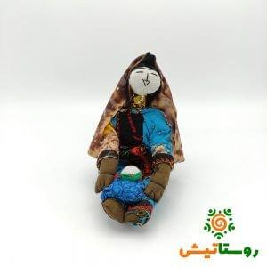 عروسک دوتوک جانبیبی تاجمیر 18