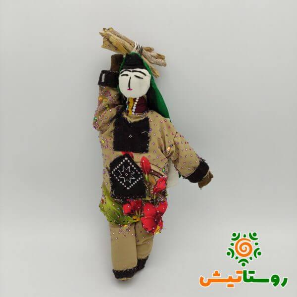 عروسک دوتوک جانبیبی تاجمیر 17
