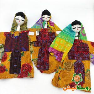 عروسک بومی دست ساز نمایشی تاجمیر 27
