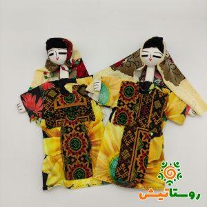 عروسک بومی دست ساز نمایشی تاجمیر 29