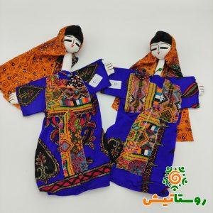 عروسک بومی دست ساز نمایشی تاجمیر 28